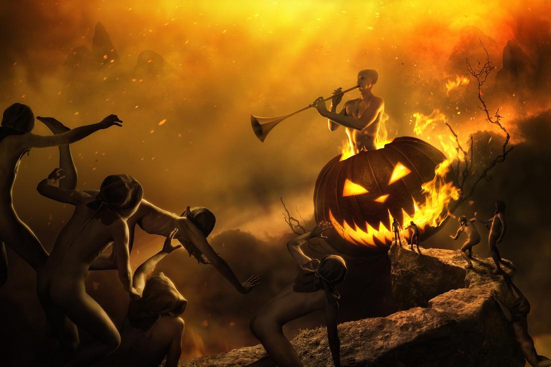 Halloween in Hamelin